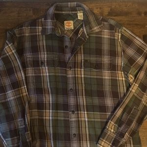 Timberland flannel